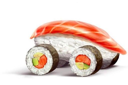 Как возникла доставка суши в Минске? фото