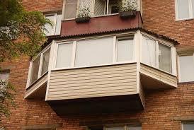 Парапет балкона   Что это? Зачем нужен? фото