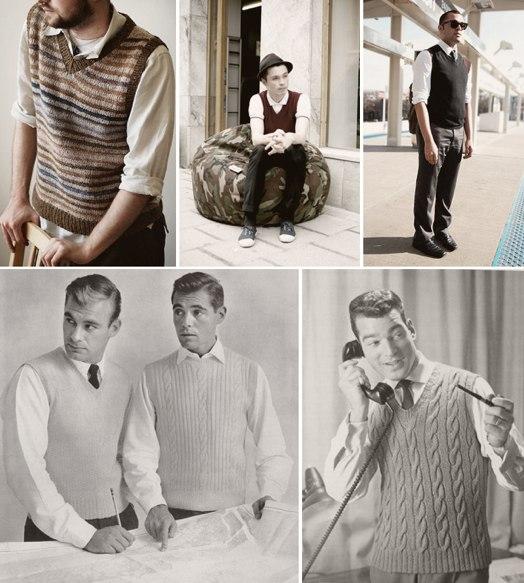 С чем носить мужскую жилетку ? фото