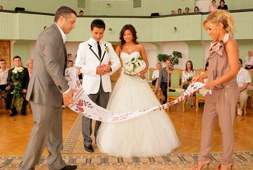 Что можно привнести в классическую свадьбу? фото