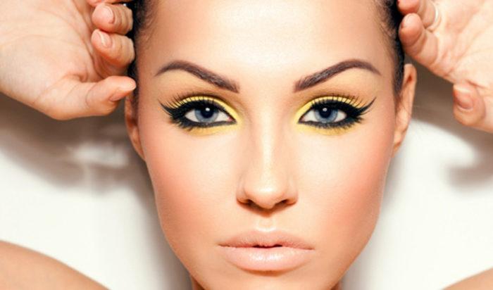 Как коррекция бровей меняет лицо?  фото