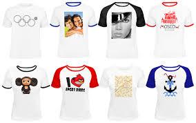 Как происходит печать на футболках? фото