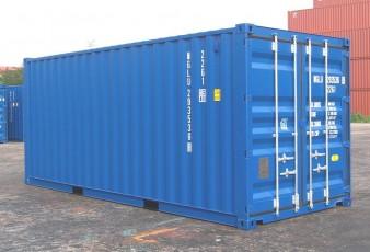 В чем преимущества покупки 20 футового б/у контейнера? фото
