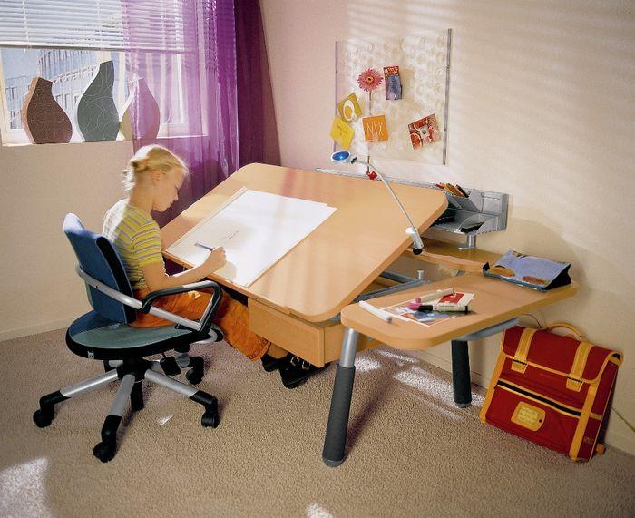 Как выбрать мебель для занятий? - фото
