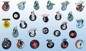 Какие бывают промышленные колеса? фото