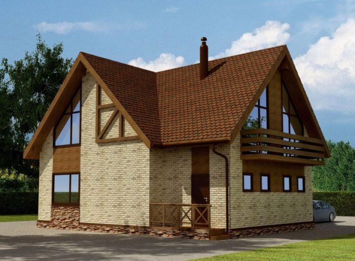 В чем преимущества домов из SIP панелей? фото