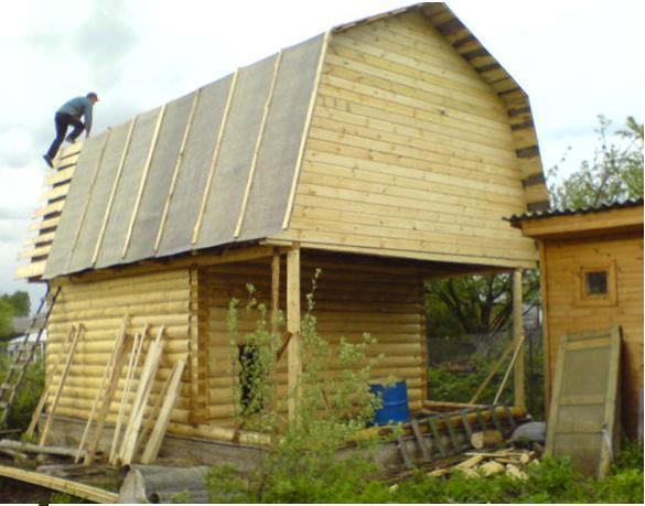 Как накрыть крышей любимый дом? фото