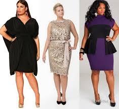 Как подобрать платье полной девушке? фото