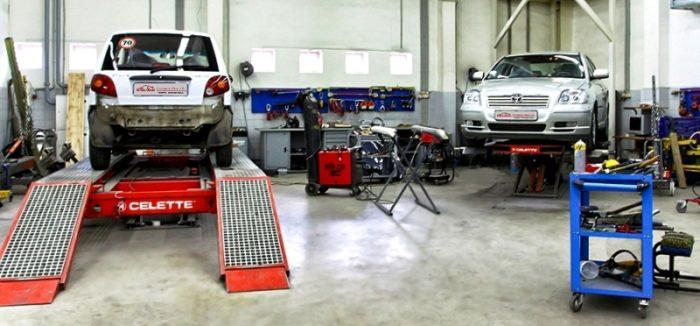 Где в СПб лучше производить ремонт автомобилей? фото