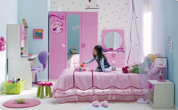 Как оформить комнату для девочки? фото