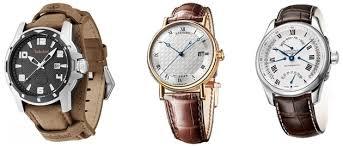 Какие часы в моде 2015 мужские?  - фото