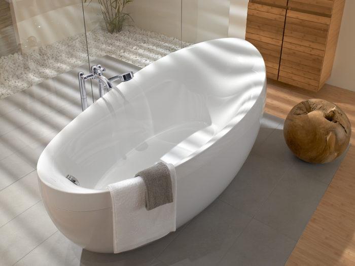 Какую ванну лучше выбрать? Виды ванн. фото
