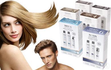 Средства по уходу за волосами Nioxin (Ниоксин) фото