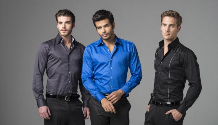 Почему же рубашки стали неотъемлемой частью мужского образа? фото