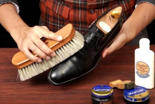 Как ухаживать за обувью из искуственной кожи? фото