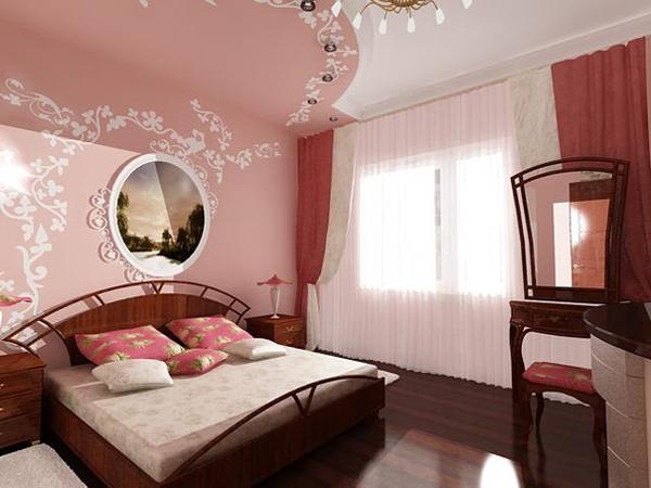 Как сделать уникальный дизайн спальни? фото