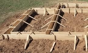 Как сделать опалубку для фундамента?  - фото