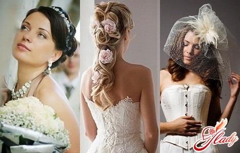 Какие бывают свадебные украшения? фото