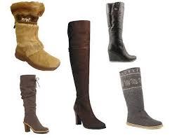 Как выбрать зимние женские сапоги? фото