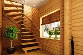 Какую лестницу лучше сделать в загородном доме? фото