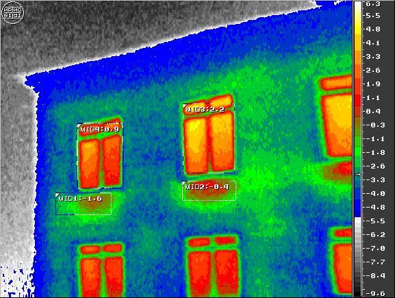 Качественный тепловизионный контроль фото