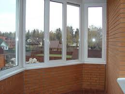 Как установить пластиковые окна на лоджии? фото