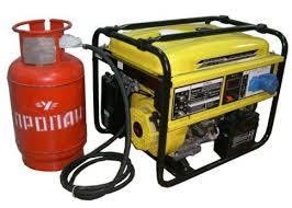 В чем преимущества газовых генераторов перед бензиновыми? фото