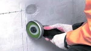Как правильно штробить стены под проводку?  - фото