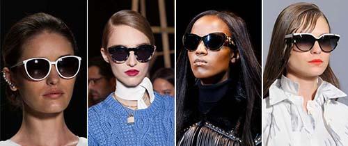 Какие солнцезащитные очки в моде 2015? фото