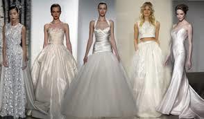 Какие свадебные платья в моде в 2015 году? фото