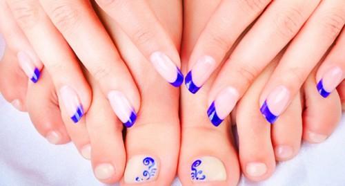 Как сохранить здоровье ногтей летом? фото