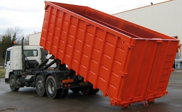 Какие бывают контейнеры для вывоза строительного мусора? Как заказать? фото