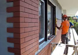 Как сделать красивый фасад дома?  фото