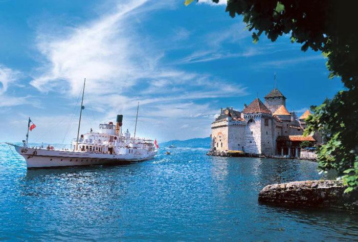 Как провести отпуск в Женеве? фото