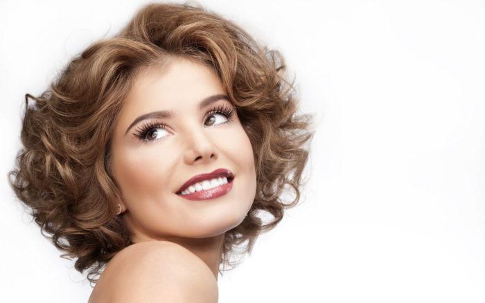 Как в домашних условиях сделать укладку на средние волосы? фото
