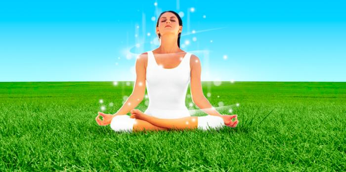 Как медитация влияет на человека?  фото
