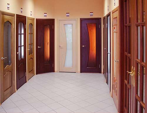 Как сочетать цвет межкомнатных дверей? фото