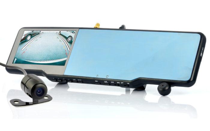Почему зеркало заднего вида с видеорегистратором это удобно? фото