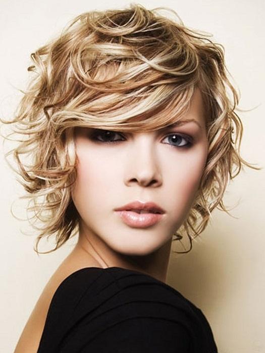 Как в домашних условиях сделать укладку коротких волос? фото
