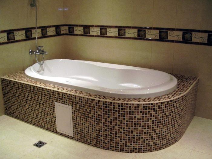 Как сделать хороший косметический ремонт в ванной? фото