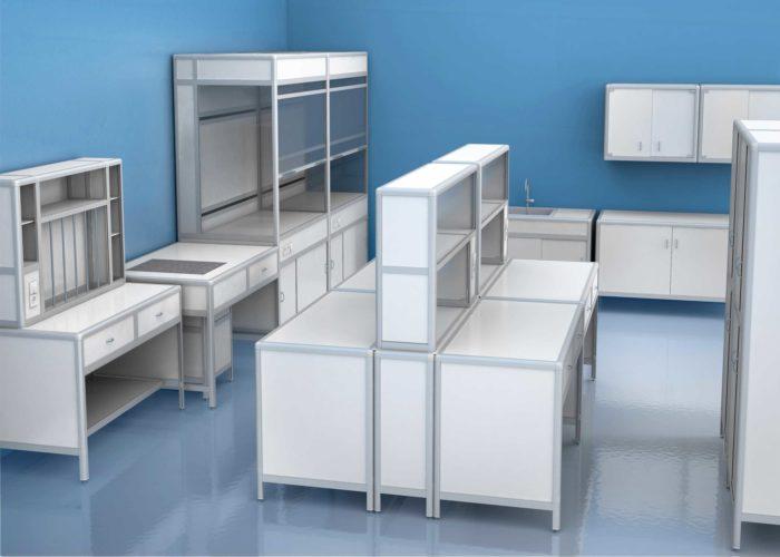 Какие особенности у медицинской мебели?  фото
