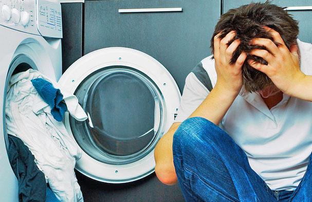 Как снять накипь со стиральной машины? фото