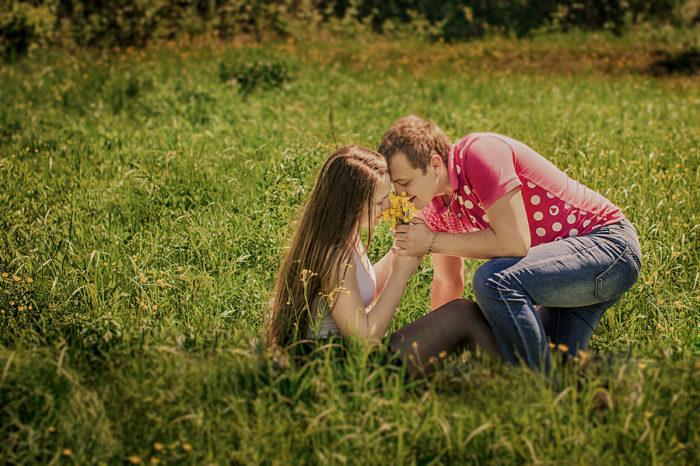 Как понять что мужчина овен влюблен? фото
