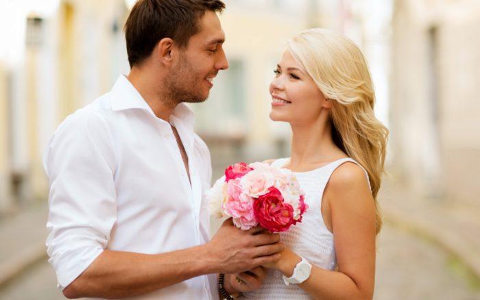 Какие цветы подарить девушке козерогу? фото