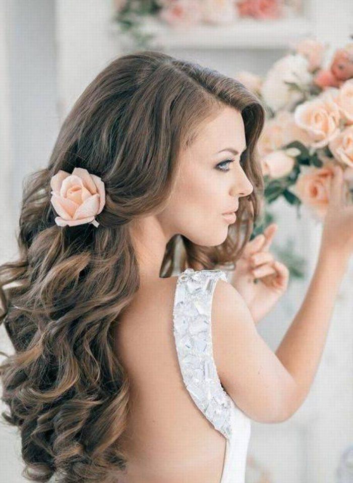 Как красиво сделать укладку для длинных волос? фото