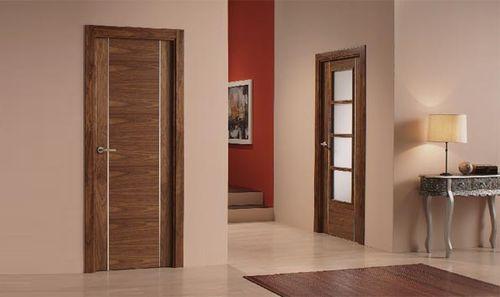 Как выбрать двери под цвет ламината? - фото