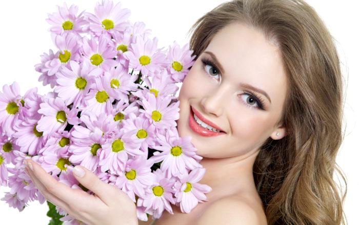Какие цветы подарить девушке близнецам? фото