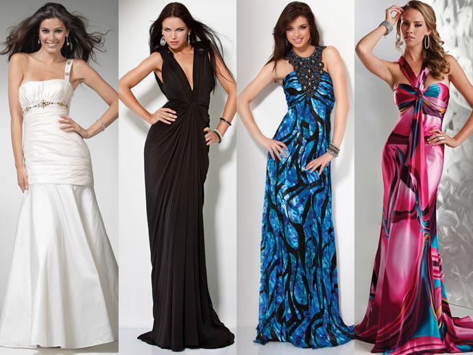 Как выбрать вечернее платье на свадьбу? фото