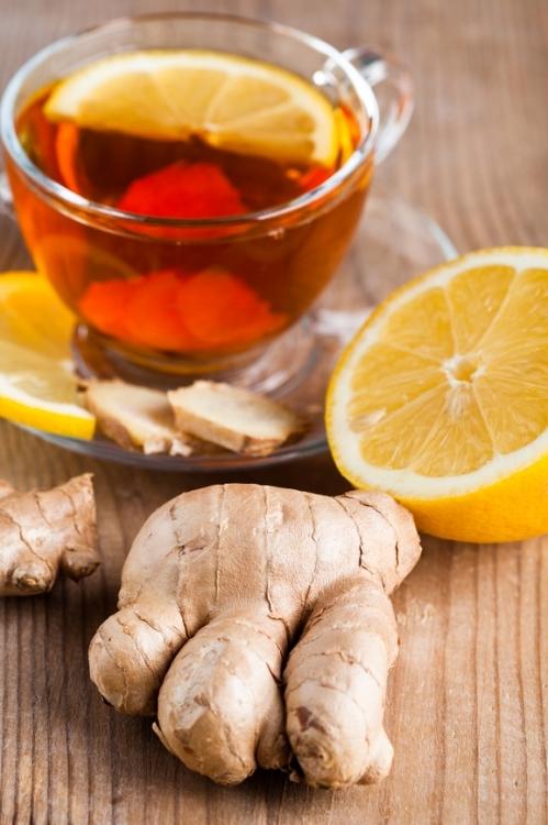 Как правильно пить чай с имбирем? фото