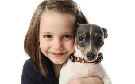 Как выбрать собаку ребенку? фото